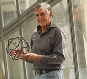 Prof. Dan Shechtman, Technion Israel Institute of Technology. Breaking the sacred laws of crystallography.